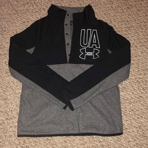 Under Armour pullover - almost new
